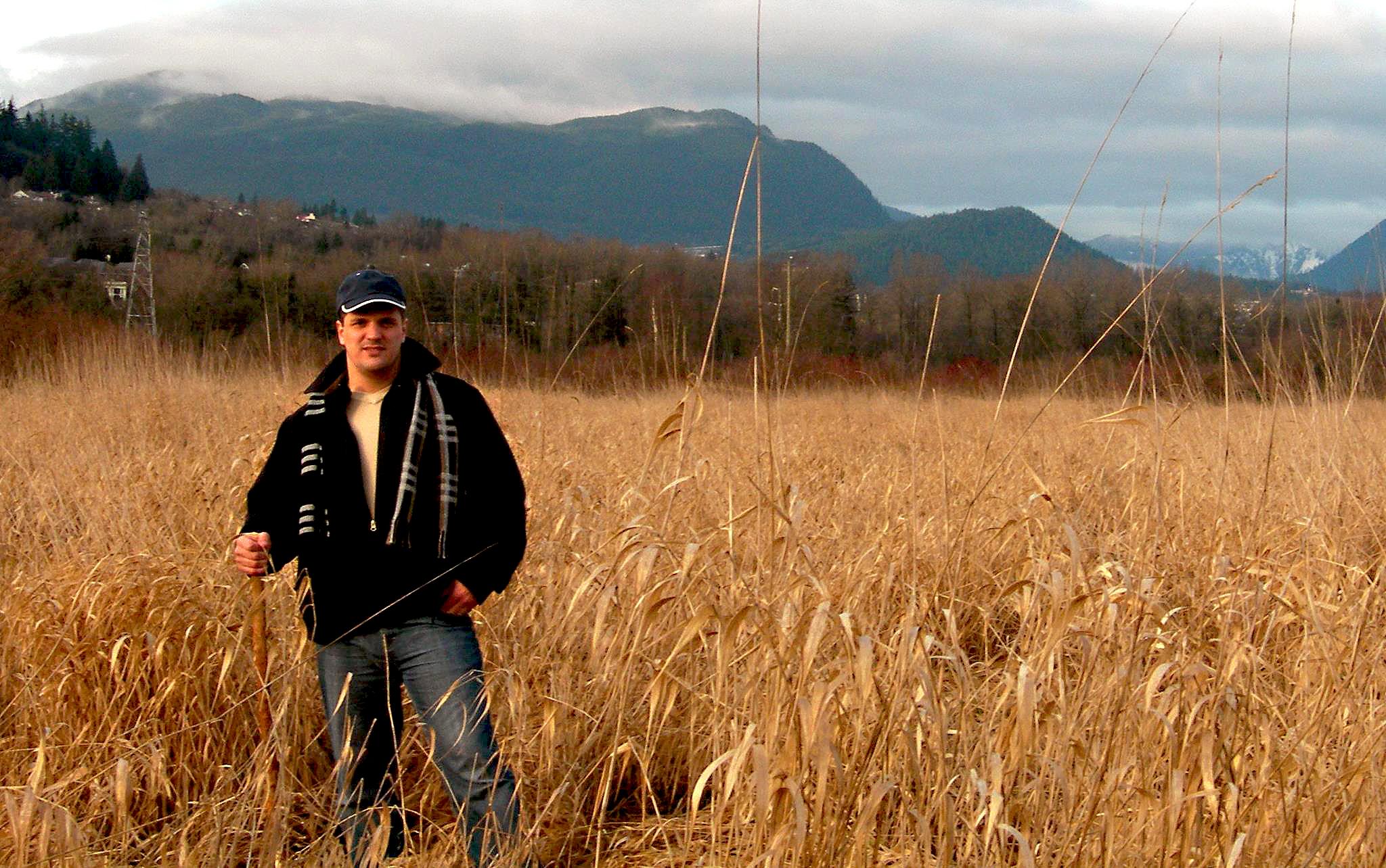 Denis Mayer Jr Canadian Wildlife Artist