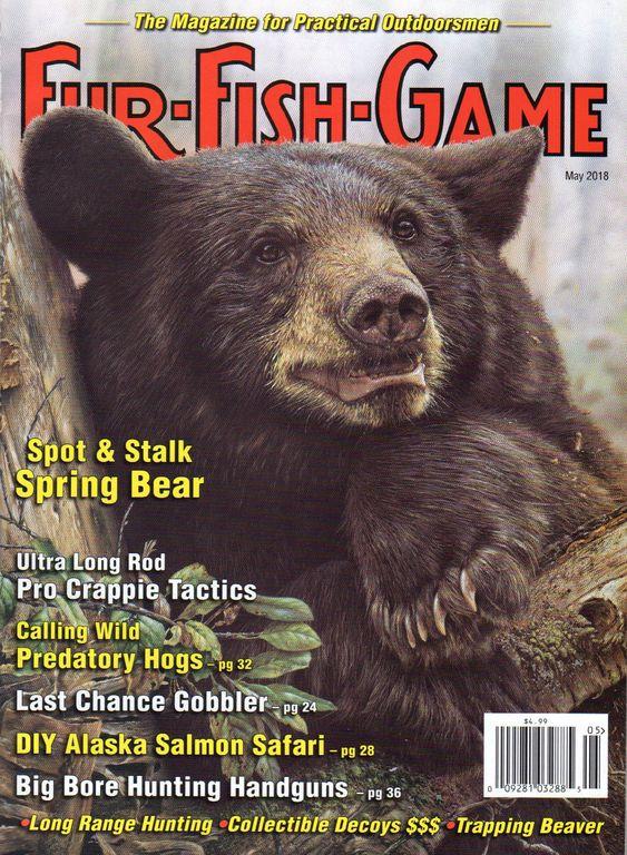 Fur Fish Game Magazine