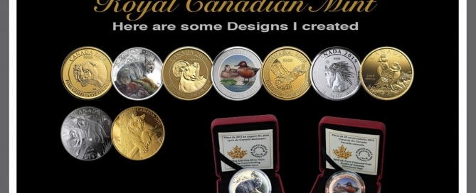 Royal Canadian Mint Coins