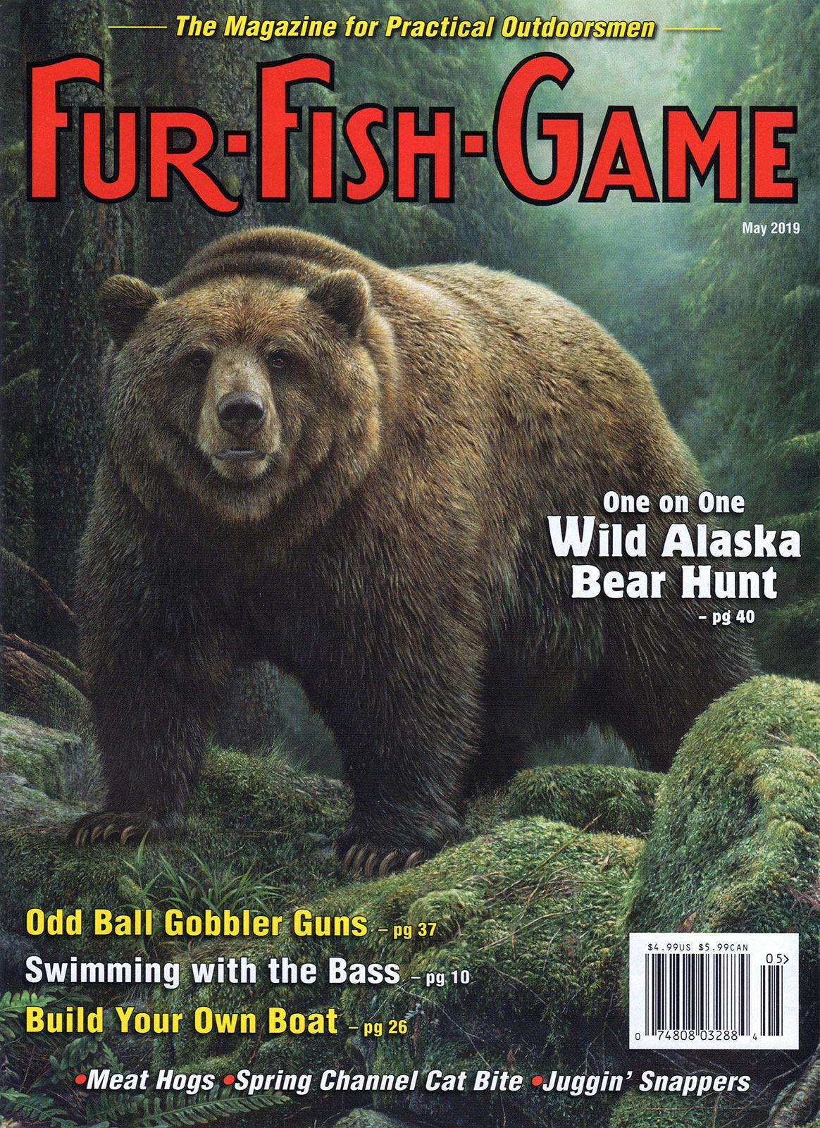 Fur Fish Game