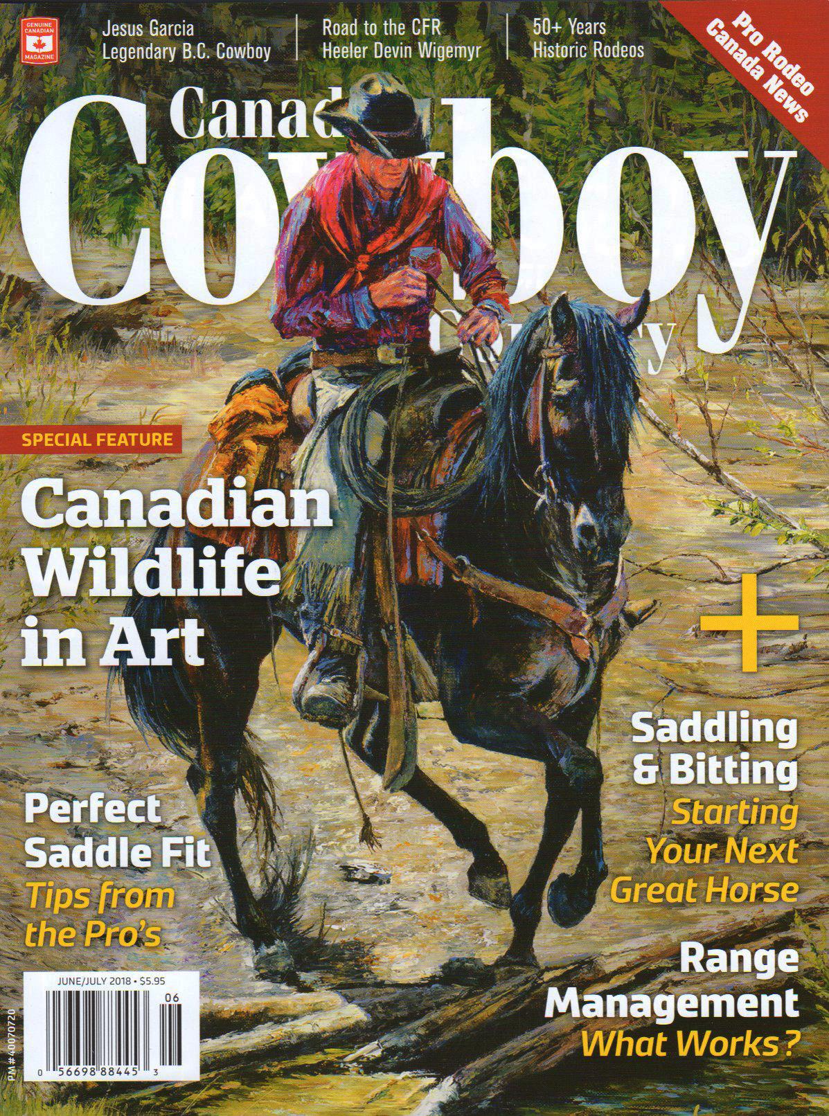 Canadian Cowboy